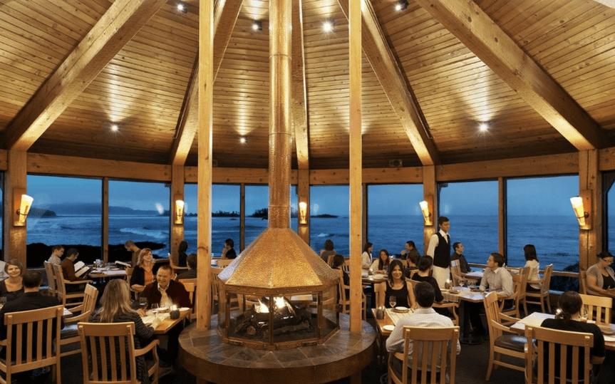 Pointe Restaurant Tofino