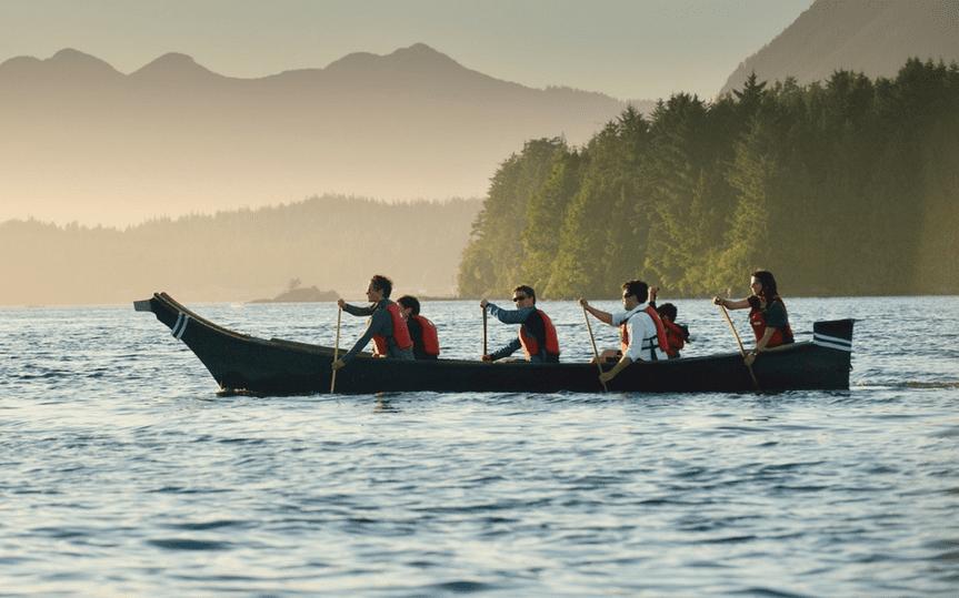 T'ashii Paddle School Tofino