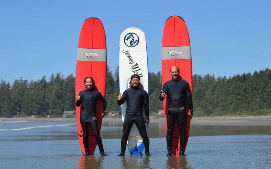 Wickd Surf Camps