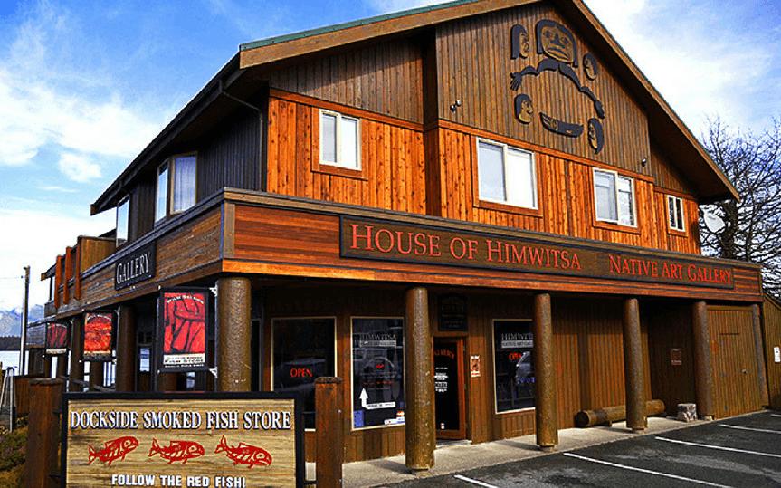 House of Himwitsa