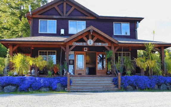 The Cabins at Terrace Beach