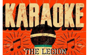 Legion Karoake