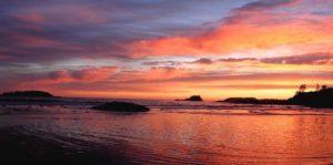 Chesterman sunset